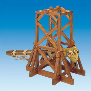 cannon and weapon Roman Seige Tower  £49.00 Mantua
