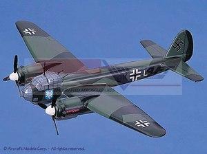 maquette d'avion Junkers Ju 88 Aircraft Models Quirao idées cadeaux