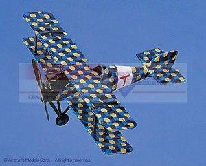 maquette d'avion Aviatik D 1 Aircraft Models Quirao idées cadeaux
