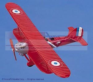 maquette d'avion Bréguet 19 Aircraft Models Quirao idées cadeaux