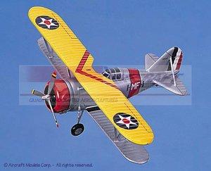 maquette d'avion Grumman F3F Aircraft Models Quirao idées cadeaux