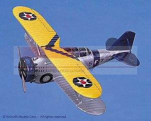 maquette d'avion Grumman G-5 Red Rippers Aircraft Models Quirao idées cadeaux