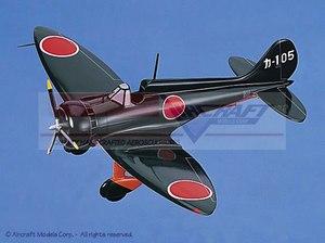 maquette d'avion Mitsubishi A5M Claude Rufe Aircraft Models Quirao idées cadeaux