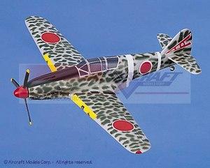 maquette d'avion Kawasaki Ki-61 Tony Aircraft Models Quirao idées cadeaux