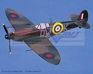 maquette d'avion Supermarine Spitfire Mk I (RAF) Aircraft Models Quirao idées cadeaux