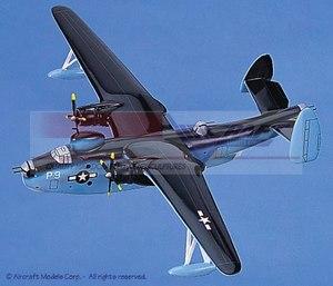 maquette d'avion Martin PBM Mariner Aircraft Models Quirao idées cadeaux