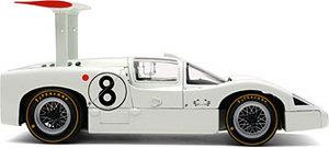 miniature de voiture Chaparral 2F  #8  Le Mans 1967 (RLG18173) Exoto Quirao idées cadeaux