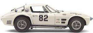 miniature de voiture Corvette Grand Sport  #82 Nassau 1964 (RLG18029) Exoto Quirao idées cadeaux