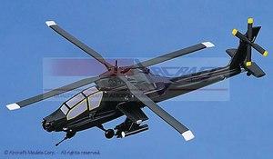 maquette d'helicoptère McDonnell AH-64 Apache (US Army) Aircraft Models Quirao idées cadeaux