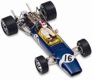 miniature de voiture Lotus Ford 49  #16 J Siffert 1968 (GPC97004) Exoto Quirao idées cadeaux