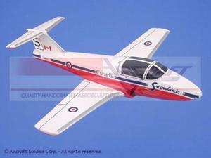 maquette d'avion Snowbird Aircraft Models Quirao idées cadeaux