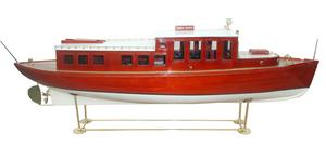 maquette de bateau, voilier, runabout Dawn Azimute Quirao idées cadeaux