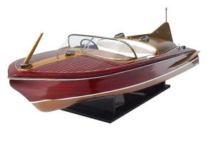 maquette de bateau, voilier, runabout Cobra 1955 Chris-Craft Azimute Quirao idées cadeaux