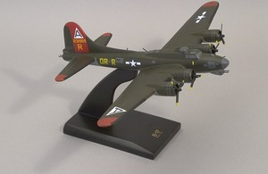 maquette d'avion Boeing B-17G Flying Fortress (1:72)  Quirao idées cadeaux