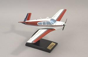 maquette d'avion Beech V-35 Bonanza  Quirao idées cadeaux