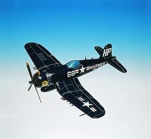 maquette d'avion Corsair F4U-4  Quirao idées cadeaux