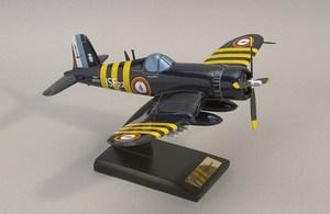 maquette d'avion Corsair F4U-7  Quirao idées cadeaux