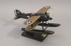 maquette d'avion Curtiss R3C-2 Doolittle  Quirao idées cadeaux