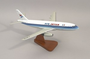 maquette d'avion Dassault Mercure F Air Inter  Quirao idées cadeaux