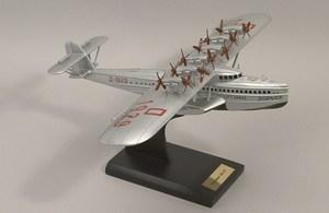 maquette d'avion Dornier DO-X Seaplane Airliner  Quirao idées cadeaux