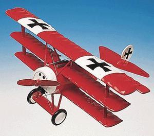 maquette d'avion Fokker DR2  Quirao idées cadeaux