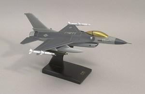 maquette d'avion General Dynamics F16-C Falcon  Quirao idées cadeaux