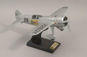 maquette d'avion Laird Turmer LTR-14 Meteor  Quirao idées cadeaux