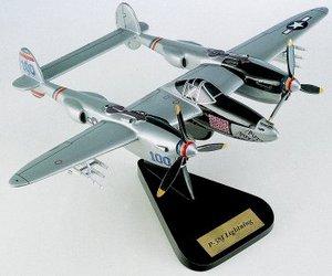 maquette d'avion Lockheed P-38 Lightning  Quirao idées cadeaux