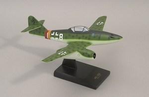 maquette d'avion Messerschmitt ME 262 A  Quirao idées cadeaux
