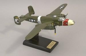 maquette d'avion North American B-25 J  Quirao idées cadeaux