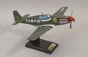 maquette d'avion North American P-51 B Mustang  Quirao idées cadeaux