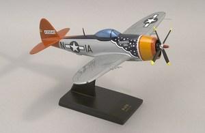 maquette d'avion Republic P-47 D Thunderbolt  Quirao idées cadeaux