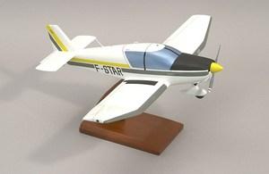 maquette d'avion Robin DR 400-120 (Standard)  Quirao idées cadeaux