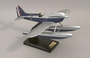 maquette d'avion Supermarine S-6B Floatplane  Quirao idées cadeaux