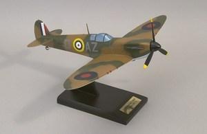 maquette d'avion Supermarine SPITFIRE MK I  Quirao idées cadeaux