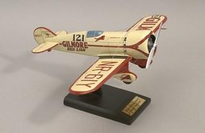 maquette d'avion Wedell Williams Red Lion  Quirao idées cadeaux