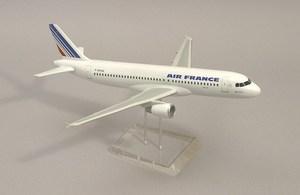 maquette d'avion Airbus A320-200 Air France  Quirao idées cadeaux