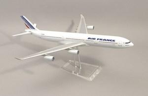 maquette d'avion Airbus A340-300 Air France  Quirao idées cadeaux