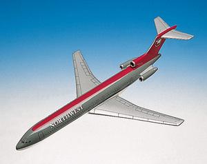 maquette d'avion Boeing 727-200 Northwest  Quirao idées cadeaux