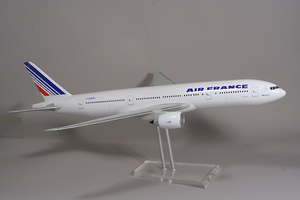 maquette d'avion Boeing 777-200 Air France  Quirao idées cadeaux