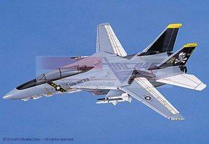 maquette d'avion Grumman F-14A Tomcat VF-84 JollyRoger (Navy) Aircraft Models Quirao idées cadeaux