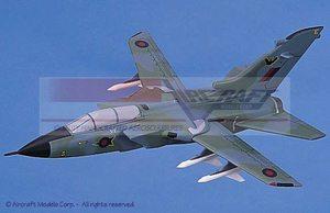 maquette d'avion Panavia Tornado (British) Aircraft Models Quirao idées cadeaux