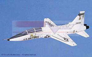 maquette d'avion Northrop Grumman T-38 Talon (USAF) Aircraft Models Quirao idées cadeaux