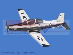 maquette d'avion North American AT-6A Texan II (USAF) Aircraft Models Quirao idées cadeaux