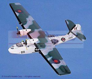 maquette d'avion Consolidated PBY-5 Catalina (RAF) Aircraft Models Quirao idées cadeaux