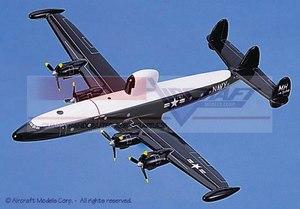 maquette d'avion Lockheed EC-121 Warning Star (Navy) Aircraft Models Quirao idées cadeaux