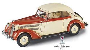 miniature de voiture Audi 920 1938 (1:24e) CMC Modelcars Quirao idées cadeaux