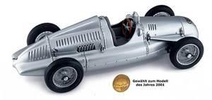 miniature de voiture Auto-Union Type D (1:18e) CMC Modelcars Quirao idées cadeaux
