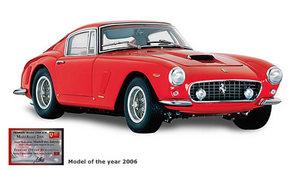 miniature de voiture Ferrari 250 GT SWB 1962 Berlinetta passo corto (1:18e) CMC Modelcars Quirao idées cadeaux
