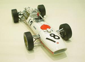 miniature de voiture Honda RA273 F1 66 GP Italie R GINTHER Ebbro Quirao idées cadeaux